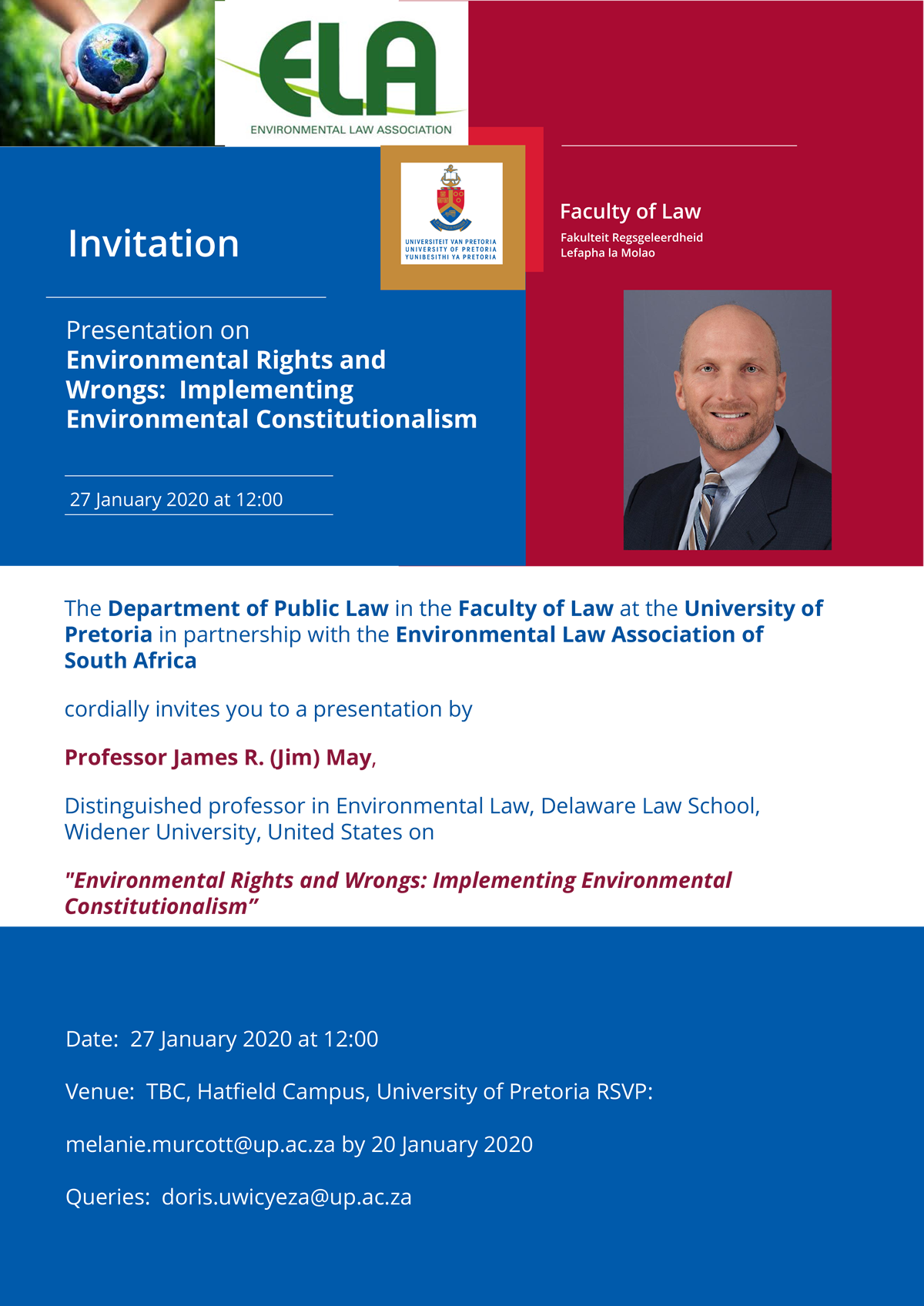Presentation on Environmental Rights and Wrongs: Implementing Environmental Constitutionalism