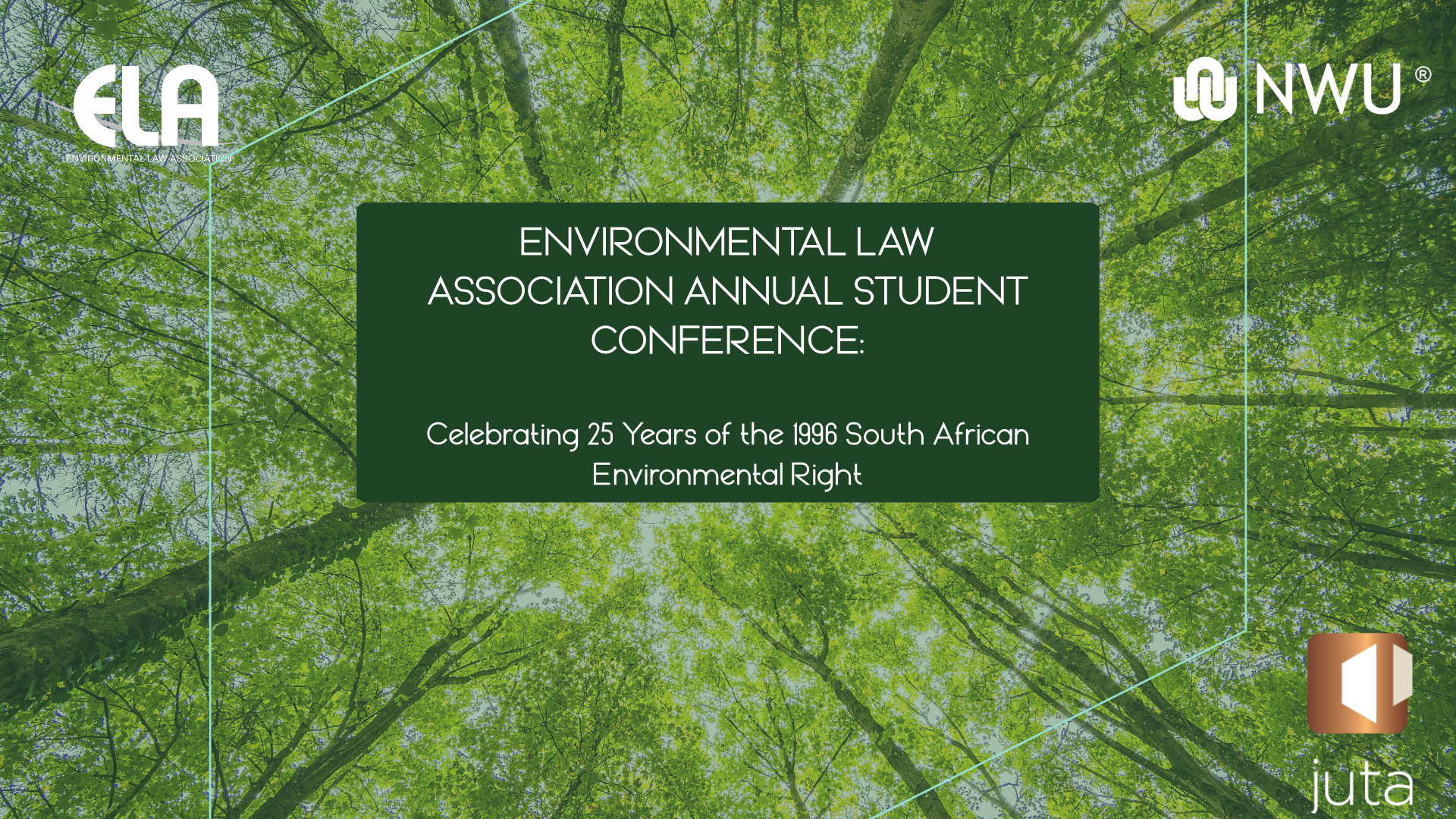 2021 Student Conference: Celebrating 25 Years of the 1996 South African Environmental Right